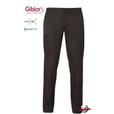 Giblor's fekete chef nadrág