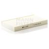 MANN FILTER CU2951 pollenszűrő - 2002.02. hónapIG gyártott modellekhez