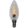 Lumen Ledes izzó COG Gyertya formájú Szabályozható E14 4W Fehér Meleg Fehér 2800k 230V - Lumen