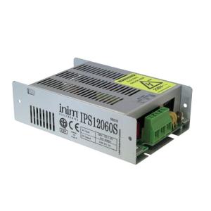 INIM IMB-IPS12060G Kapcsolóüz. tápegység és akkutöltő; 230 V AC / 13,8 V DC; max. 2,5 A terhelésre és 1,2 A akkutöltő