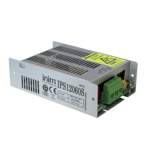 INIM IMB-IPS12060S Kapcsolóüzemű tápegység; 230 V AC / 13,8 V DC; max. 3 A terhelés