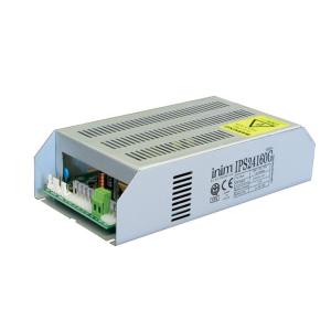 INIM IMT-IPS24160G Kapcsolóüz. tápegység és akkutöltő; 230 V AC / 27,6 V DC; max. 160 W: 4 A terhelés és 1,2A akkutöltő