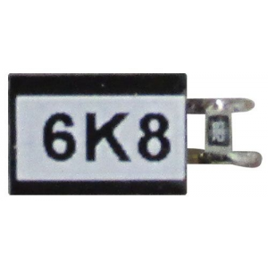 INIM IMB-JUMPER-6K8 Jumper ellenállás 6,8 kohm értékkel. 10 db/csomag