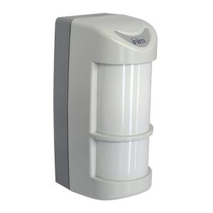 INIM IMB-ODI100W kültéri (IP44), vezeték nélküli, szabotázs (rezgés-elmozdítás) védett, duál érzékelő, 2db PIR.