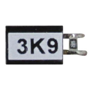 INIM IMB-JUMPER-3K9 Jumper ellenállás 3,9 kohm értékkel. 10 db/csomag