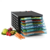 Klarstein Klarstein Fruit Jerky 6 Basic, szárítógép, dehidrátor, 630 W, 6 emelet