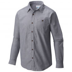 Columbia Boulder Ridge Long Sleeve Shirt Ing D (1681742-p_053-Graphite)