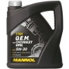 Mannol 7701 O.E.M. for Chevrolet Opel 5W-30 4 L