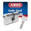 Abus BRAVUS 2000 MX biztonsági kódkártyás zárbetét törésvédelemmel 60/65