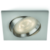 Philips SmartSpot Galileo recessed 4.5W nickel and brass plated 59081/17/P0