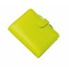 FILOFAX Kalendárium, gyűrűs, betétlapokkal, A5 méret, FILOFAX Saffiano, zöld