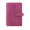 FILOFAX Kalendárium, gyűrűs, betétlapokkal, personal méret, FILOFAX, Malden, rózsaszín
