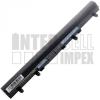 Acer Aspire E1-572G 2200 mAh 4 cella fekete notebook/laptop akku/akkumulátor utángyártott