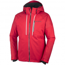 Columbia Gitback Jacket Sí és snowboard kabát D (1682722-p_613-Mountain Red)