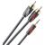 Qed Profile QE5081 Jack - RCA (1 m)