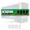 Integral 512MB DDR2-667  DIMM  CL5 R1 UNBUFFERED  1.8V IN2T512NWKEX