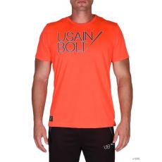 Puma Férfi RUNNING T SHIRT Usain Bolt Tee