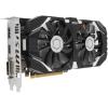 MSI GeForce GTX 1060 OC 6GB GDDR5 192bit grafikus kártya