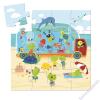 DJECO Akvárium - kirakó játék