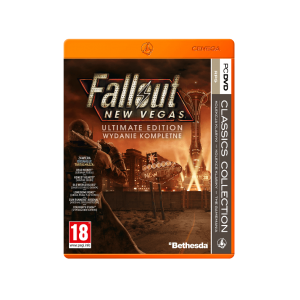 Bethesda Fallout: New Vegas - Ultimate Edition (PC)