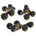 Nikko Nikko: Nano SlammR RC távirányítós autó - sárga-fekete