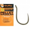 Guru Pellet Waggler Barbless Eved 18-as