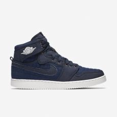 Nike Air Jordan 1 KO High OG Obsidian