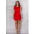 infinite-you Női ruha M059 piros