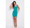 katrus Ruha k081 zöld női ruha
