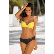 marko Bikini Melody Tweety-Titanium M-357 citrom-szürke