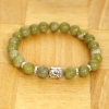 Love Eternal Jewelry Co.,LTD Buddha jáde ásvány karkötő - világoszöld