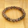 Yiwu Chanfar Jewelry Factory Leopárd jáspis ásvány karkötő