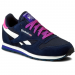 Reebok Cipők Reebok - Cl Leather Camp AR2041 Navy/Prple/Chalk/Pwht