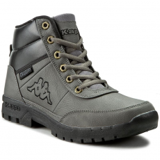 Kappa Bakancs KAPPA - Bright Mid Light 242075 Grey 1616