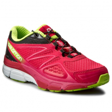Salomon Félcipő SALOMON - X-Scream 3D W 375957 20 W0 Lotus Pink/Black/Granny Green
