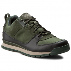 The North Face Félcipő THE NORTH FACE - Back To Berkeley Mtnsnkr T92T57NSV-075 Scarab Green/Rosin Green