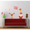 KaticaMatrica.hu A Mikulás és Rudolf - Karácsonyi matrica csomag