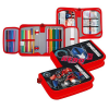 TFU Pencil Case with filling  2 compartments  Transformers 12/48 348726