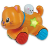Smily Play Animals press and drive - cat Smily Play 0734 5905375809768