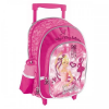 BARBIE ST Dual-chamber rolling schoolbag with telescoping handle Barbie II 1/6 328985