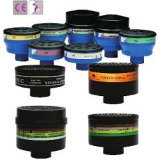SupAir® Eurfilter DIN Szűrőbetét A2B2E2K2-Hg-P3R