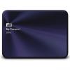 Western Digital 2TB MyPassport Ultra Metal 2,5 Külső HDD USB3.0 Kék