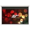 Elitescreen motoros mennyezeti vászon 100(16:9) EB100HW2-E12 (Fekete, 124,5x221,4cm, MaxWhite FG, 1.1)