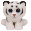 Ty. Plüss figura Beanie Boos 15 cm ASIA - fehér tigris