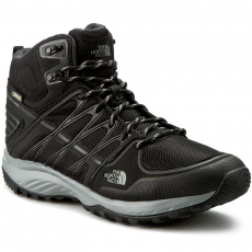 The North Face Bakancs THE NORTH FACE - Litewave Explore Mid Gtx T92T41KW6 Tnf Black/Metallic Silver