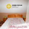 Pamut gyermek ágynemű/huzat garnitúra (90 x 130 cm + 40 x 50 cm huzattal) 2 részes