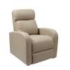 Félix luxus dönthető TV-néző fotel cappuccino