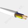 MT 3x1,00 mm2 kábel H05VV-F