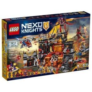 LEGO NEXO Knights Jestro vulkáni búvóhelye (70323)