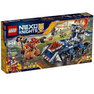 LEGO NEXO Knights Axl toronyhordozója (70322)